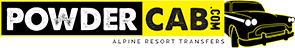 PowderCabs Logo