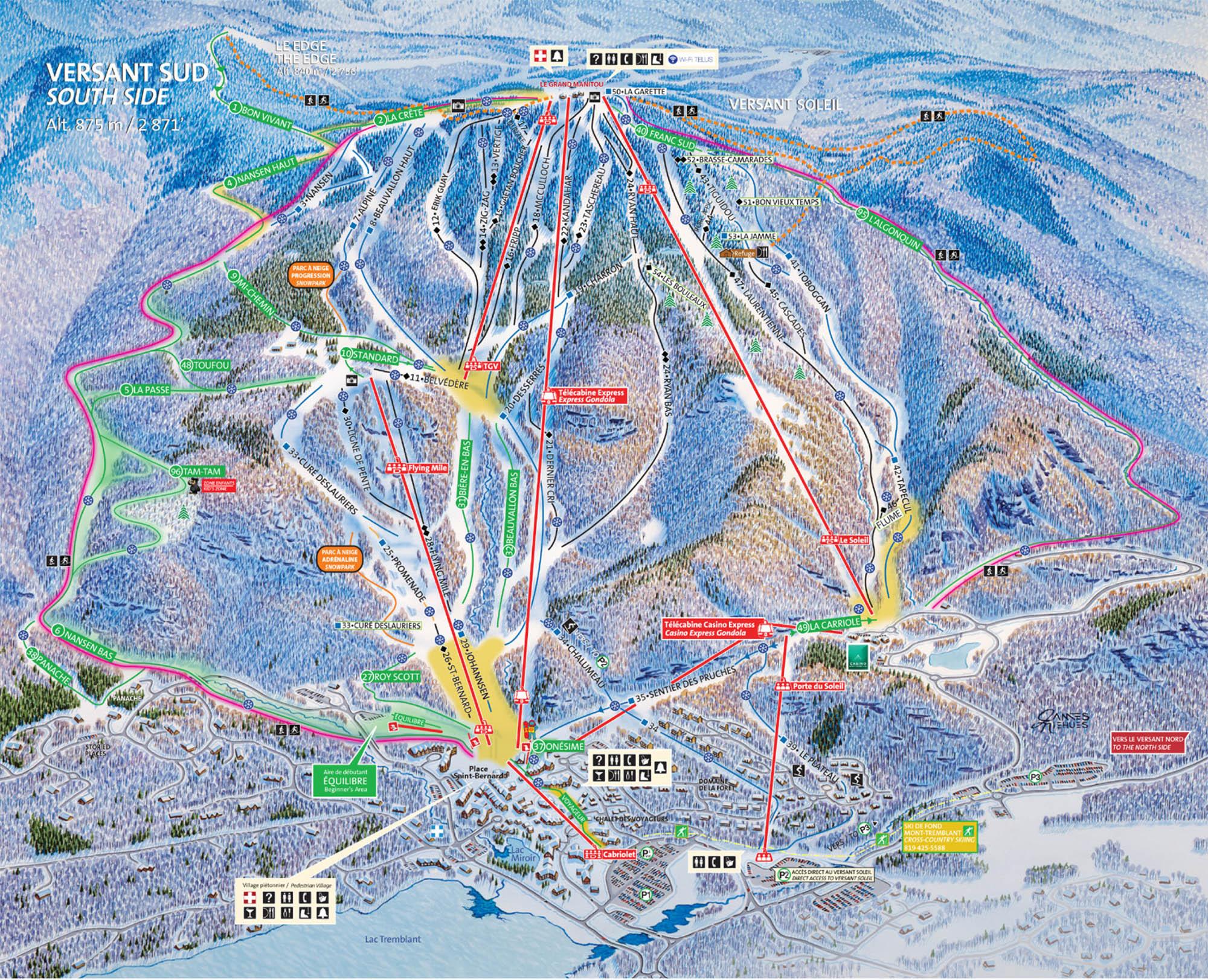 Tremblant - Ski Club of Great Britain on