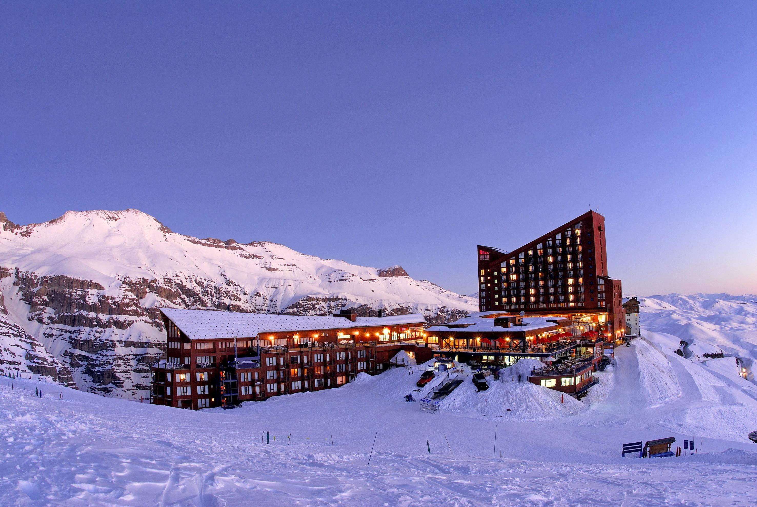valle nevado - ski club of great britain
