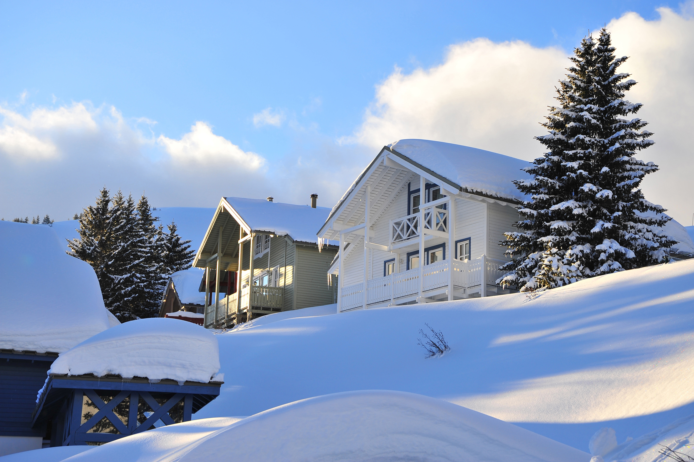 Flaine - Ski Club of Great Britain