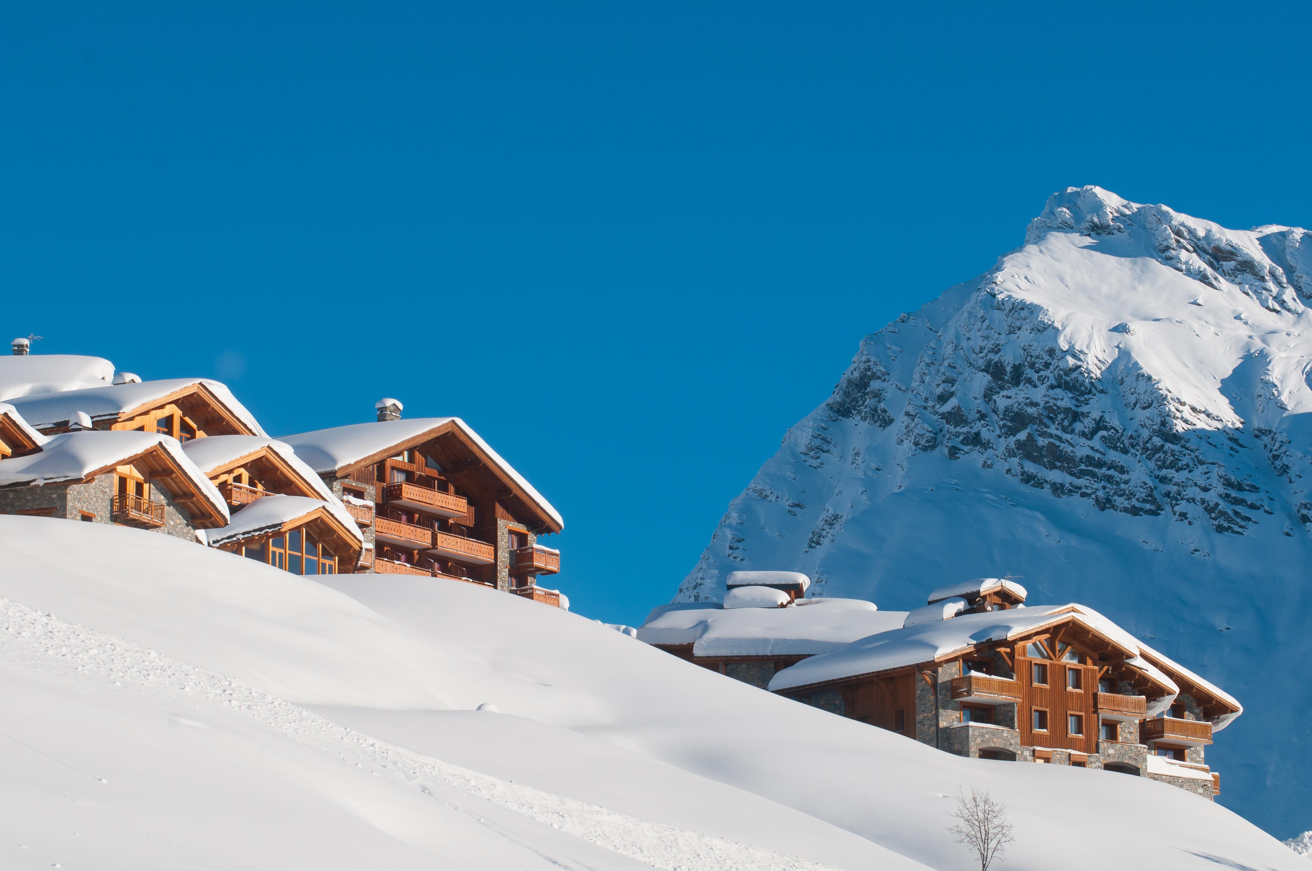 Most Por Ski Resorts Holidays France Collection