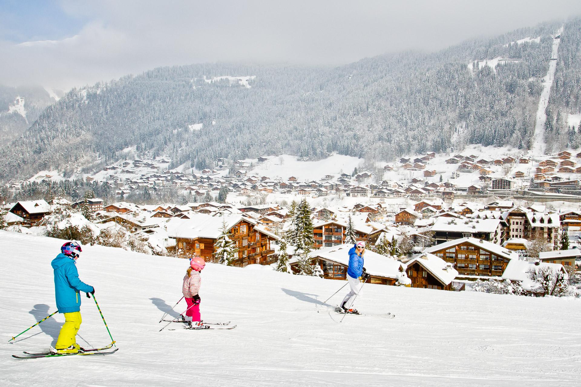 morzine - ski club of great britain