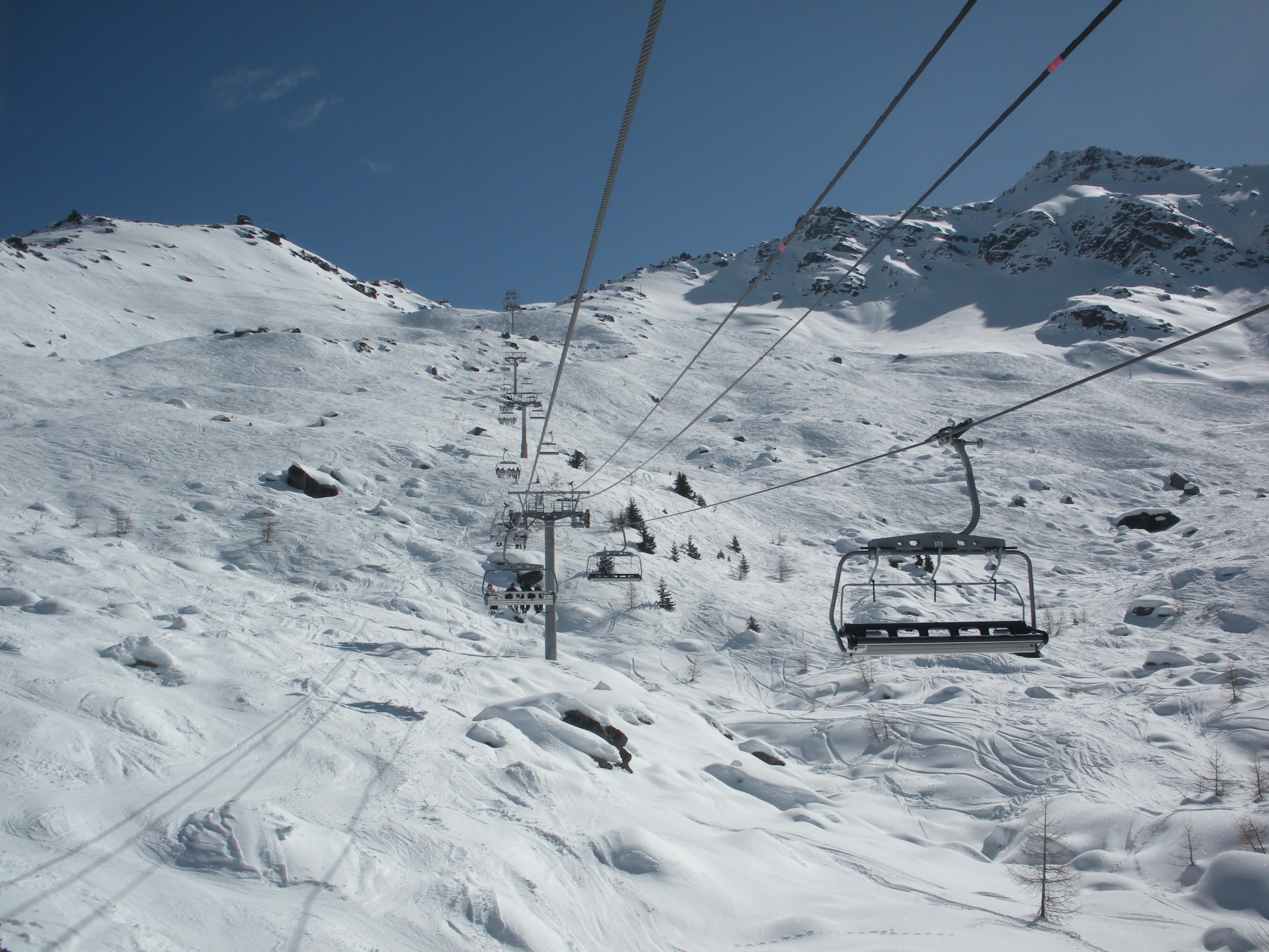 sainte foy - ski club of great britain
